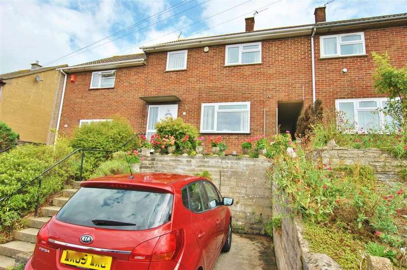 3 Bedrooms Terraced House for sale in Showering Road, Stockwood