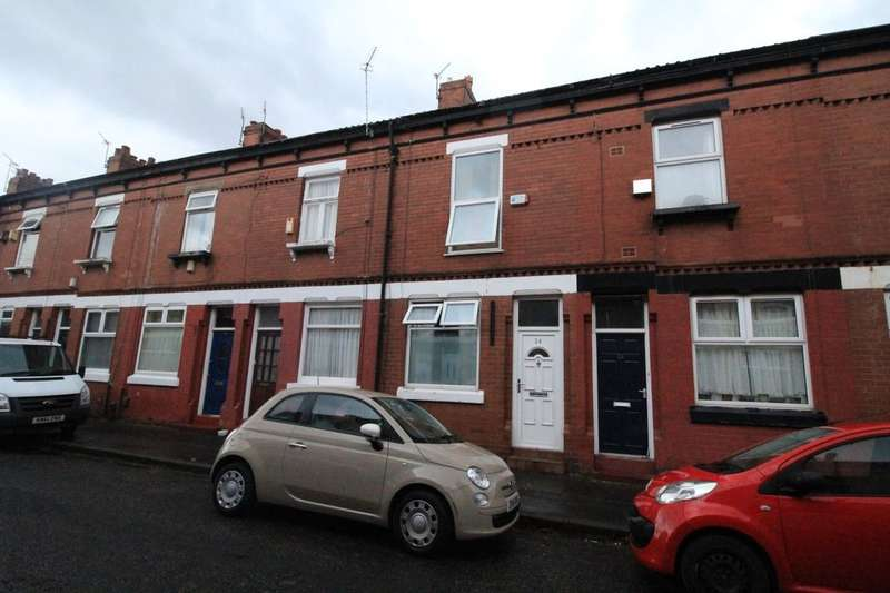2 Bedrooms Terraced House for sale in Thorn Grove, Ladybarn/ Fallowfield , Manchester, M14