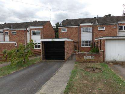 3 Bedrooms Town House for sale in Queens Park Way, Eyres Monsell, Leicester, Leicestershire