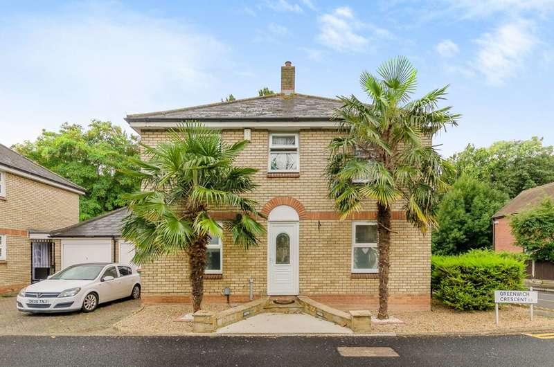 4 Bedrooms Detached House for sale in Greenwich Crescent, Beckton, E6