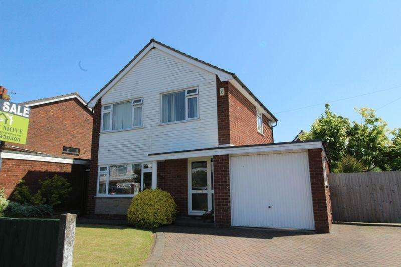 3 Bedrooms Detached House for sale in Grant Drive, Walmer Bridge, Preston