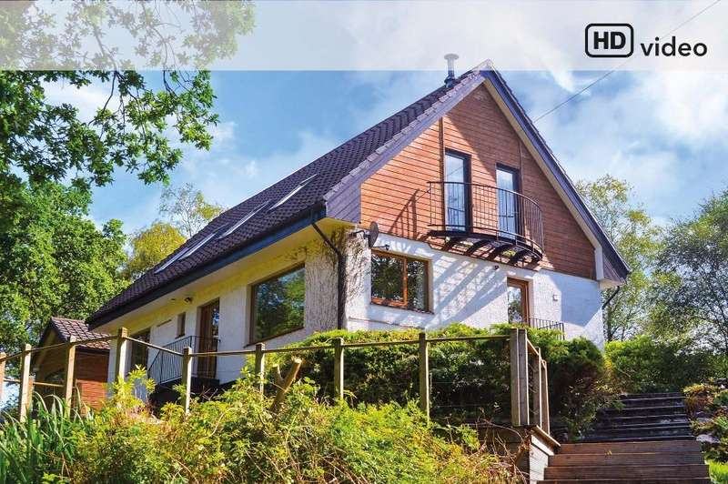 5 Bedrooms Detached House for sale in Portincaple, Garelochhead, Argyll Bute, G84 0EU