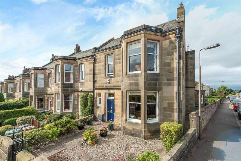 4 Bedrooms Terraced House for sale in Ormidale Terrace, Edinburgh, Midlothian