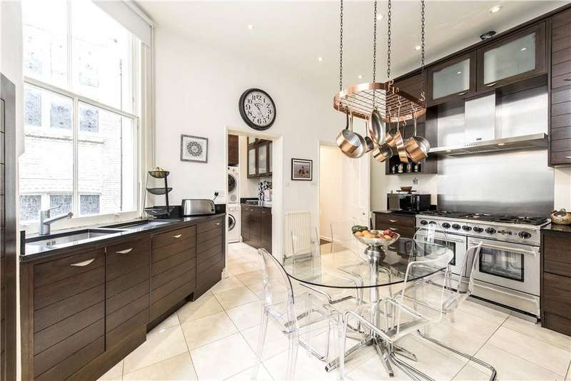 6 Bedrooms Flat for sale in 217-239 Cromwell Mansions, Cromwell Road, Earls Court, London, SW5