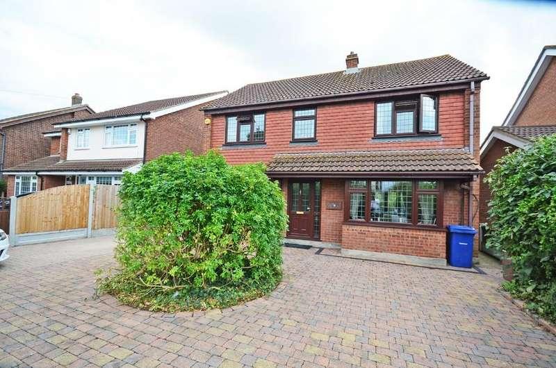 4 Bedrooms Detached House for sale in Princess Margaret Road, East Tilbury Village