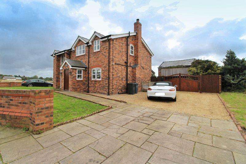 5 Bedrooms Detached House for sale in Butchers Lane, Aughton, Ormskirk