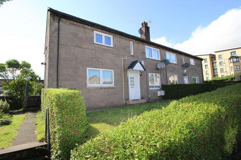2 Bedrooms Flat for sale in 103 Craigs Avenue, Faifley, G81 5LQ
