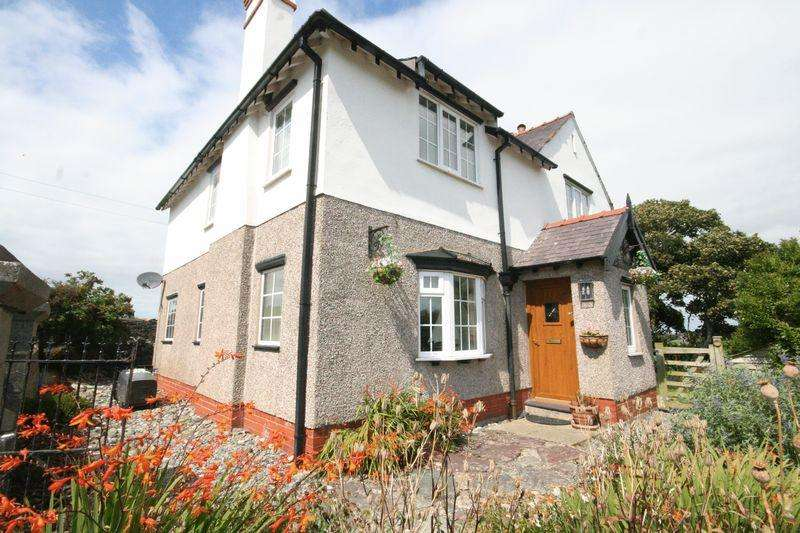 3 Bedrooms Cottage House for sale in Cemlyn, Cemaes Bay