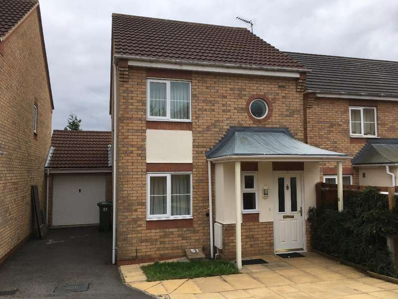 3 Bedrooms Detached House for sale in Murby Way, Thorpe Astley, Leicester, Leicestershire, LE3 3UH