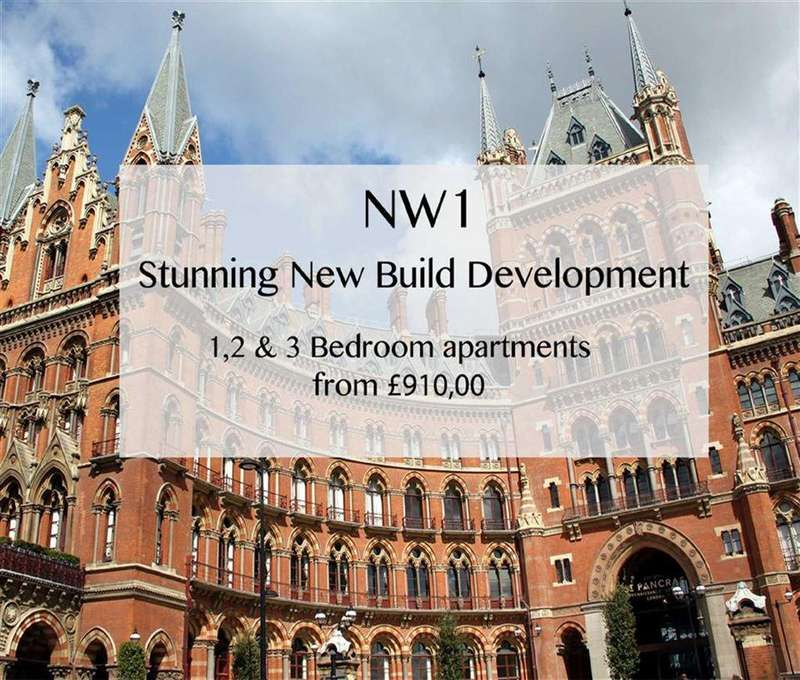 2 Bedrooms Penthouse Flat for sale in Royal College Street, London