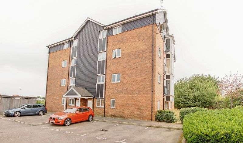 2 Bedrooms Property for sale in Bridgland Road, Purfleet