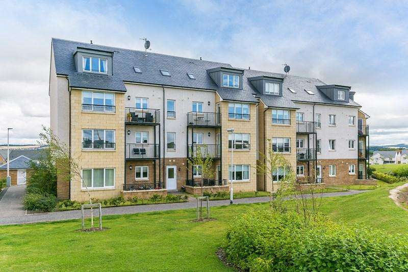 1 Bedroom Property for sale in 22g South Chesters Gardens, Bonnyrigg, Midlothian, EH19 3GF