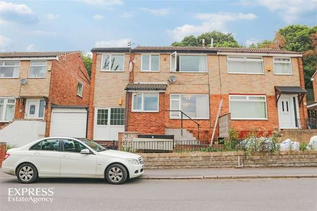 5 Bedrooms Detached House for sale in Sandstone Avenue, Sheffield, South Yorkshire