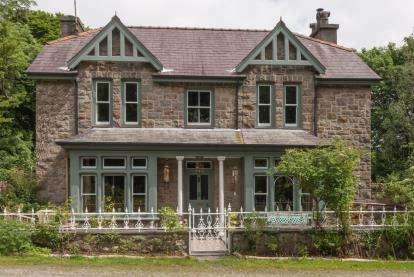 6 Bedrooms Detached House for sale in Vaynol Park, Bangor, Gwynedd, LL57