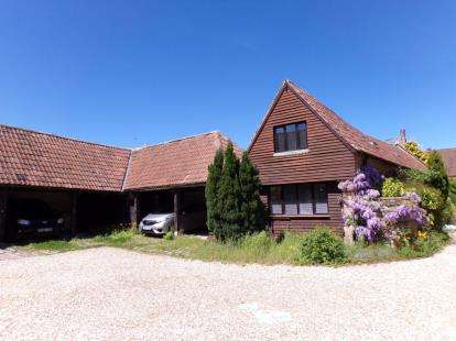 3 Bedrooms Barn Conversion Character Property for sale in Martock, Somerset