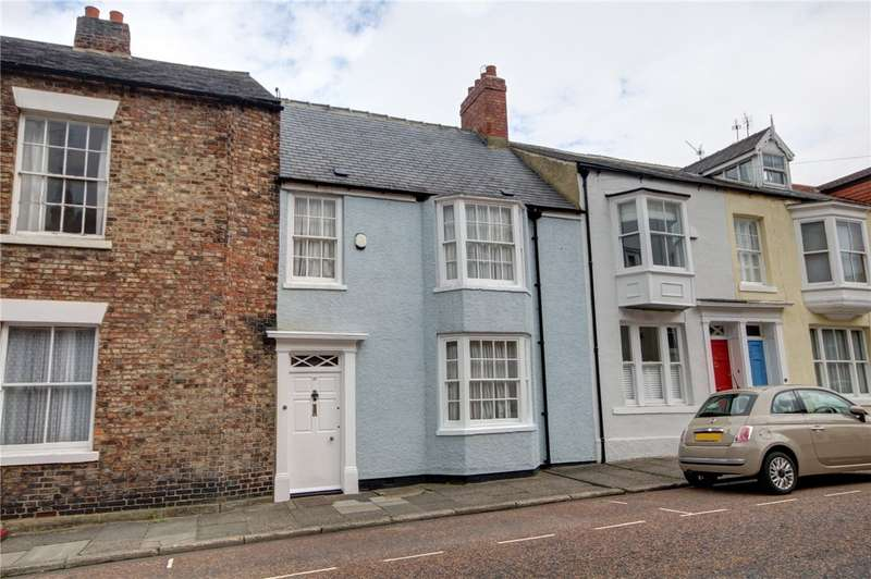 3 Bedrooms Terraced House for sale in Hallgarth Street, Durham City, DH1