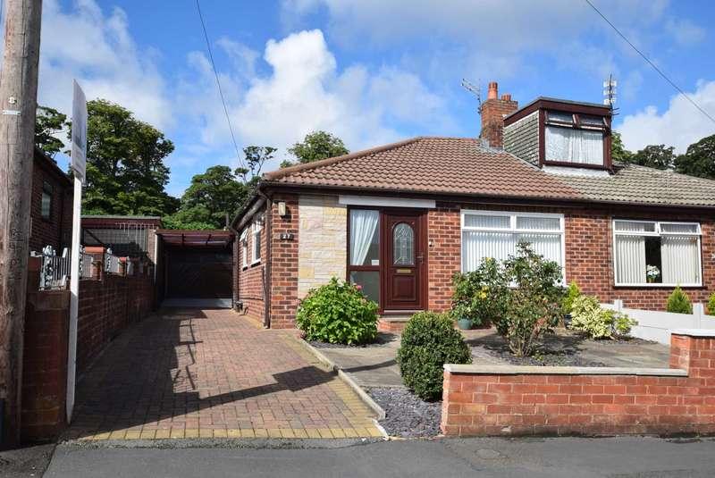 2 Bedrooms Semi Detached Bungalow for sale in Bleasdale Avenue, Kirkham