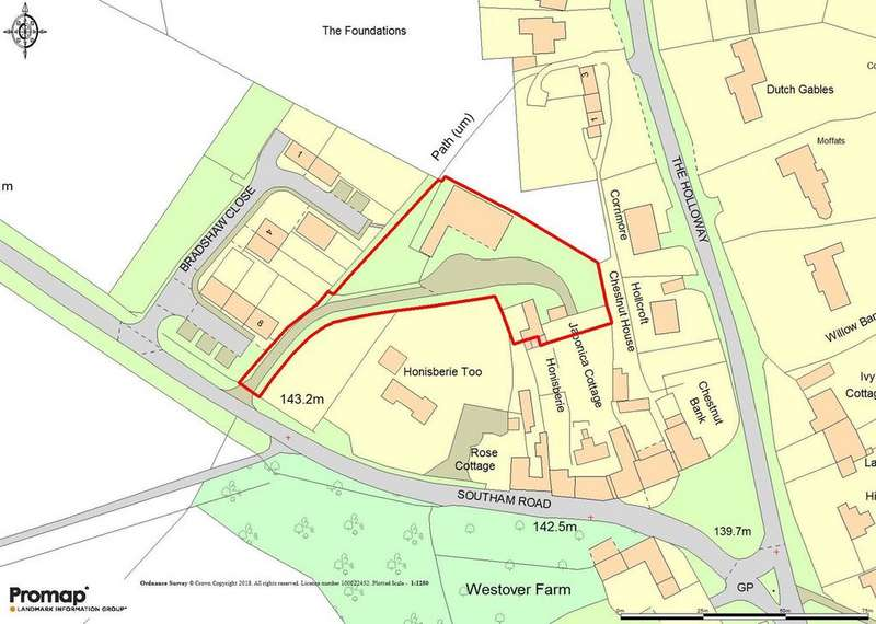 Plot Commercial for sale in Southam Road, Priors Marston, Southam