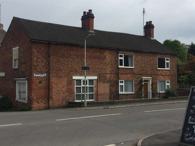 4 Bedrooms Detached House for sale in Swannington, Leicestershire, LE67