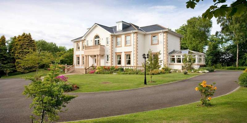 5 Bedrooms Detached Villa House for sale in Pollok Castle, Pollok Castle Estate, Newton Mearns, G77 6NT