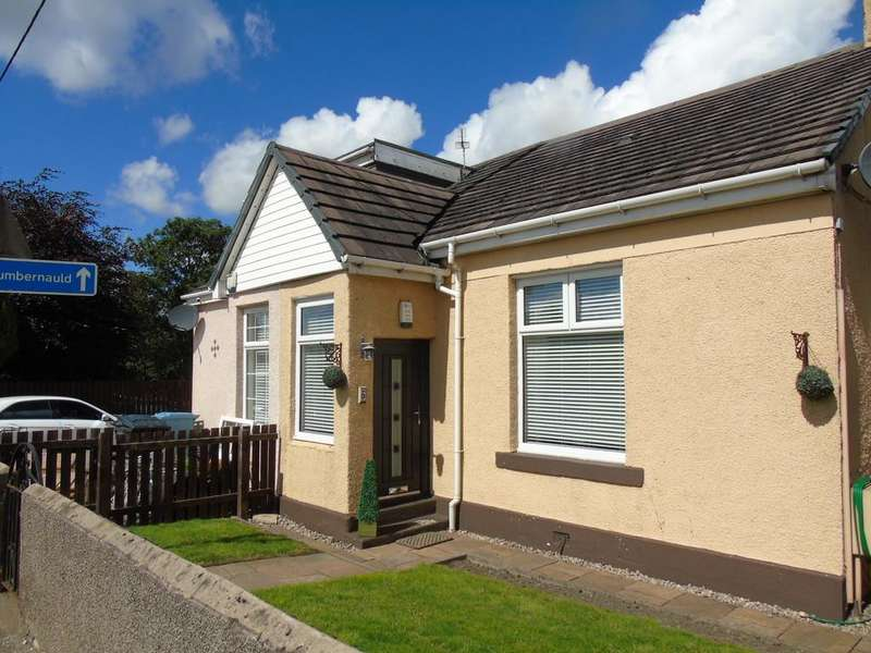 3 Bedrooms Semi Detached House for sale in Cumbernauld Rd, Mollinsburn, Glasgow