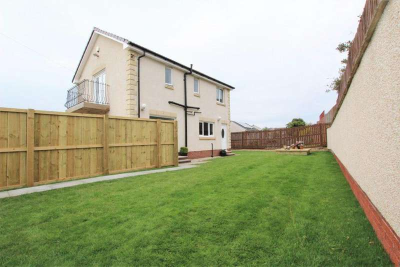 3 Bedrooms Detached House for sale in Northflatts House, Goremire Road, Carluke