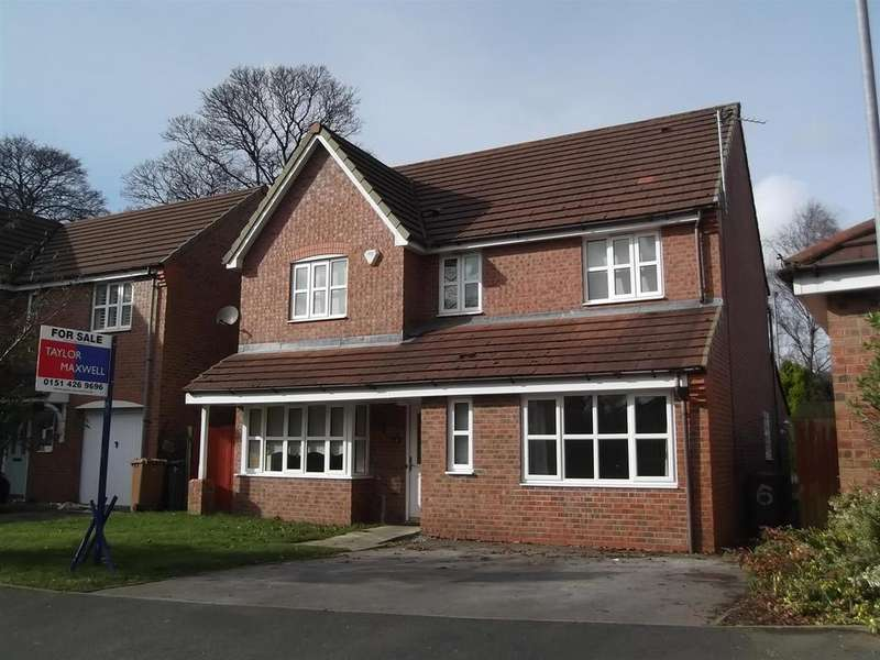 4 Bedrooms Detached House for sale in Bexhill Gardens, St Helens