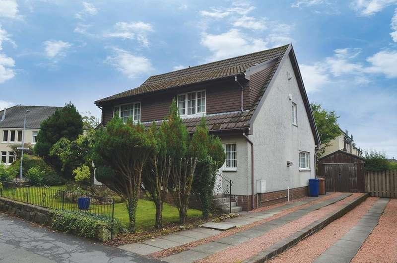 3 Bedrooms Detached House for sale in 22 Warlock Road, Bridge of Weir, PA11 3PZ