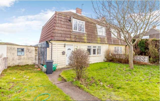 4 Bedrooms Semi Detached House for sale in Conygre Grove , Filton , Bristol BS34 7DW