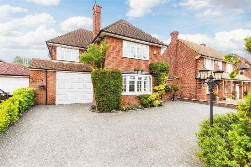 4 Bedrooms Detached House for sale in Wood Lane Close, Iver Heath, Buckinghamshire