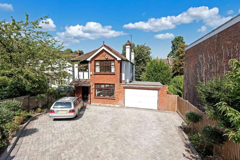 4 Bedrooms Detached House for sale in Crystal Palace Park Road, Sydenham