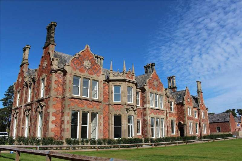 2 Bedrooms Flat for sale in Backford Hall, Backford, Chester, Cheshire, CH2