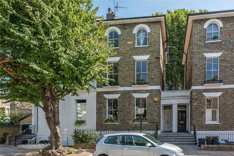 4 Bedrooms Semi Detached House for sale in Richmond Crescent, Islington, London, N1