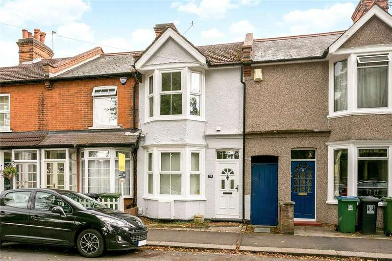 3 Bedrooms Terraced House for sale in Ashby Road, Watford, Hertfordshire, WD24