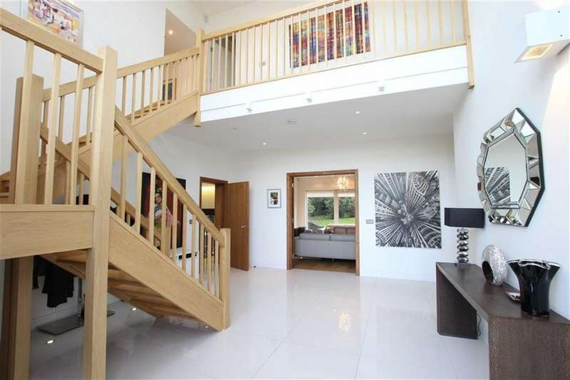 5 Bedrooms Detached House for sale in Eleanor Crescent, Mill Hill, London