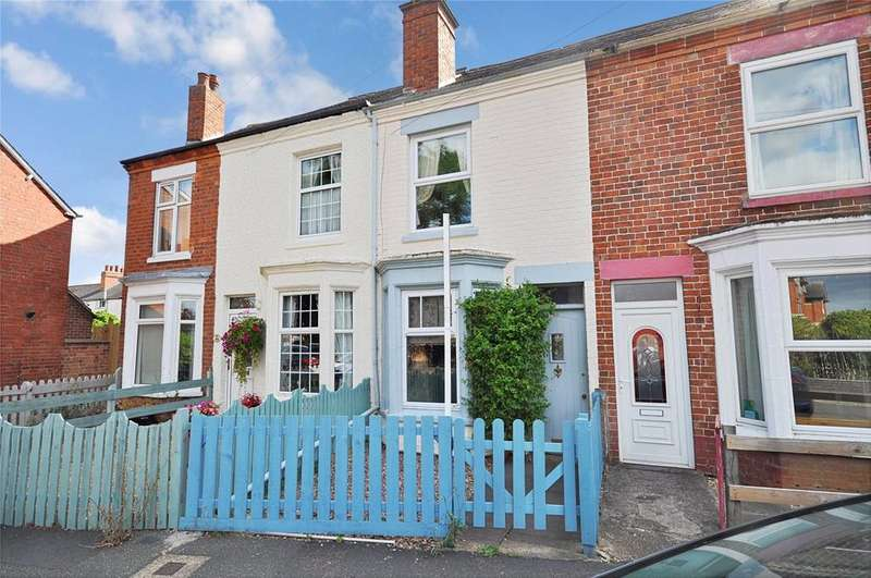 3 Bedrooms Terraced House for sale in Salisbury Avenue, Melton Mowbray, Leicestershire
