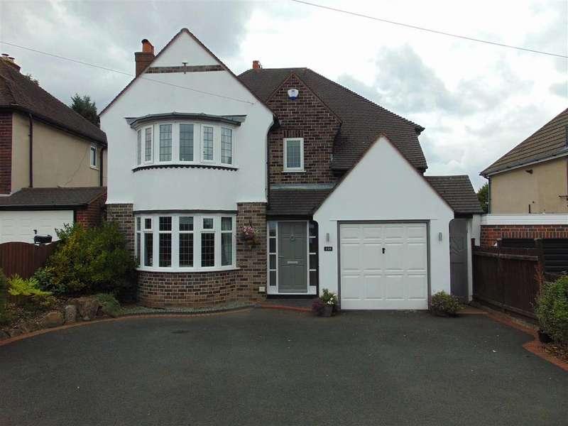 4 Bedrooms Detached House for sale in Longwood Road, Aldridge