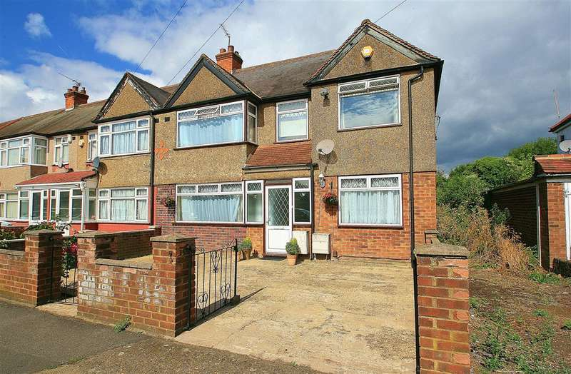 6 Bedrooms End Of Terrace House for sale in North Hayes