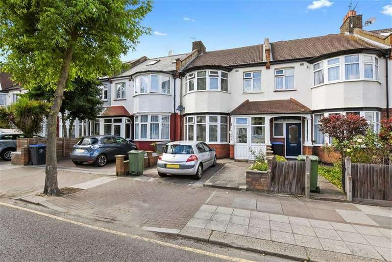 3 Bedrooms Terraced House for sale in All Souls Avenue, Kensal Rise/Willesden, NW10