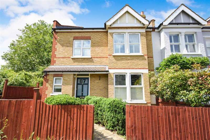 4 Bedrooms House for sale in Carlton Park Avenue, Raynes Park