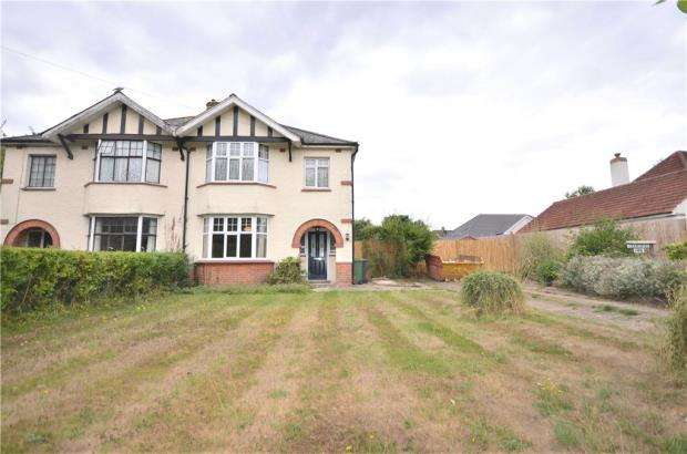 3 Bedrooms Semi Detached House for sale in Worting Road, Basingstoke, Hampshire