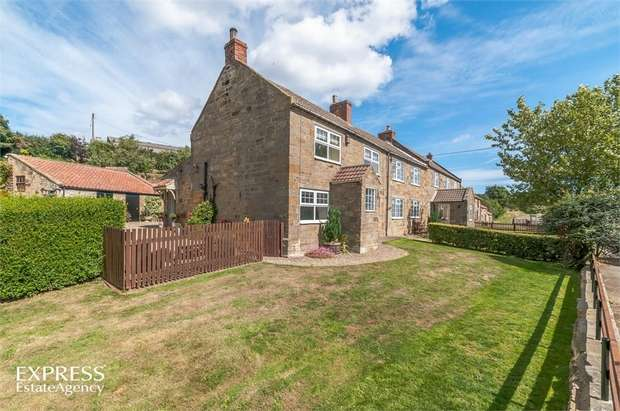 4 Bedrooms Terraced House for sale in Easington, Saltburn-by-the-Sea, North Yorkshire