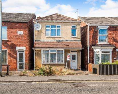 3 Bedrooms Detached House for sale in Argyle Street, Boston, Lincolnshire, England
