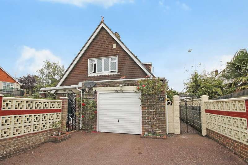 4 Bedrooms Detached House for sale in Mile Oak Road, Portslade, Brighton BN41 2RD