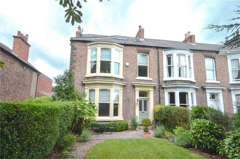 4 Bedrooms End Of Terrace House for sale in Springfield, Stokesley, North Yorkshire