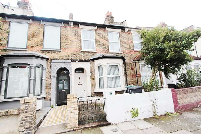 2 Bedrooms House for sale in Clinton Road, London