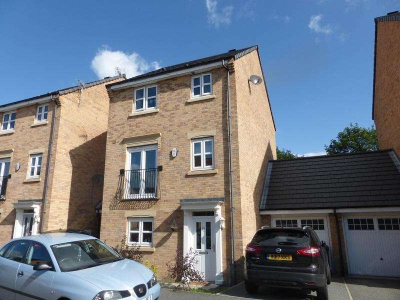 4 Bedrooms Detached House for sale in Coltpark Woods, Hamsterley Colliery NE17