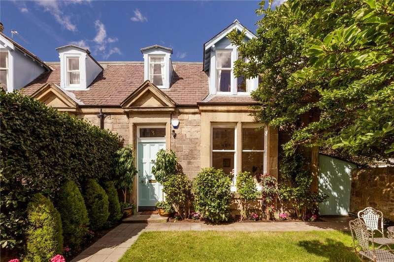 4 Bedrooms End Of Terrace House for sale in 3 Park Place, Trinity, Edinburgh, EH6