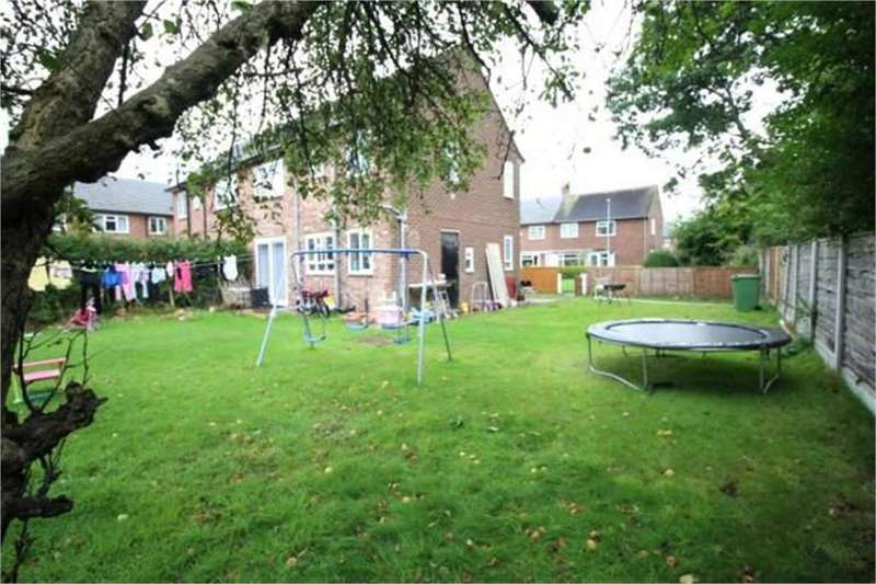 3 Bedrooms Semi Detached House for sale in Neswick Walk, Manchester, M23