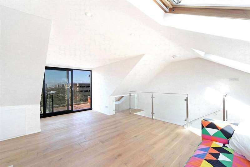 2 Bedrooms Flat for sale in Hormead Road, Westbourne Park, W9